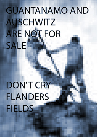 Don't cry Flanders Fields